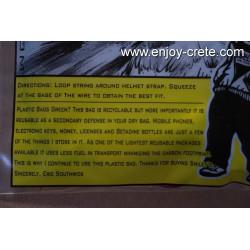 Sealect FOOT BRACE - RUDDER