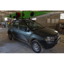 Kajaksport J-bar roof rack