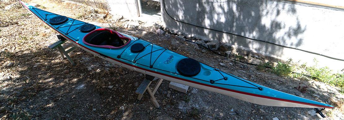 3kymia Sea Kayaks